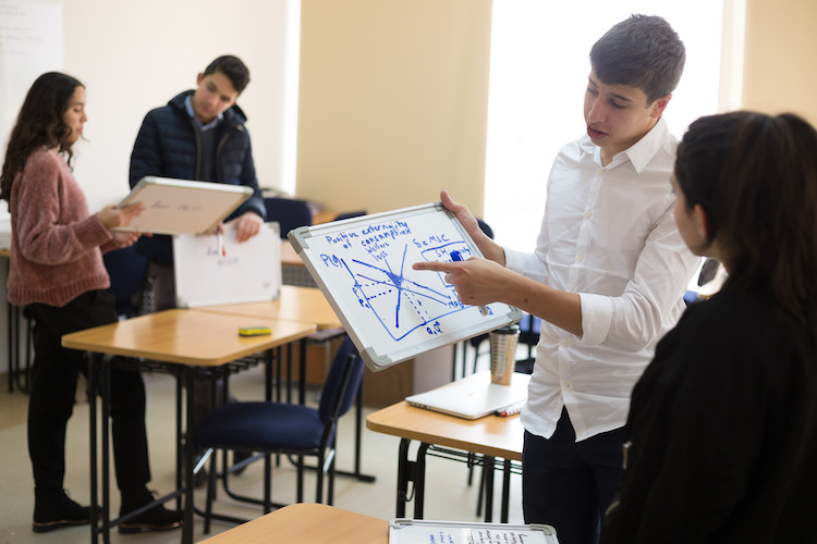 british international school of cairo student guidance