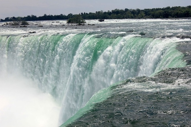 picture of Niagara Falls in Ontario