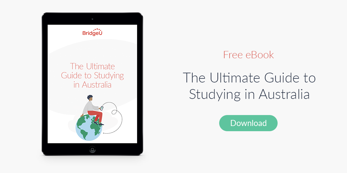 the ultimate guide to studying in Australia download banner