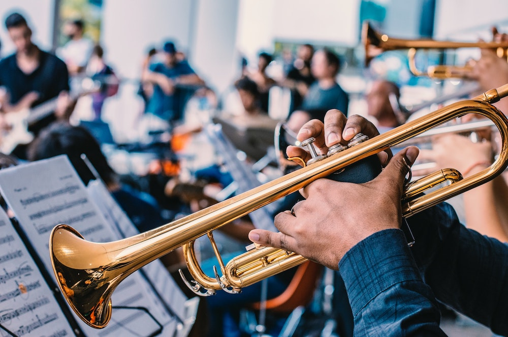 student band - a popular extracurricular for university applications